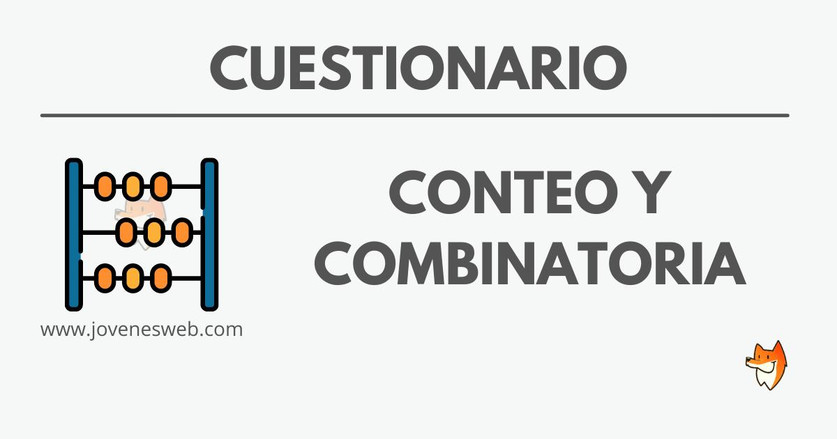 Conteo y Combinatoria